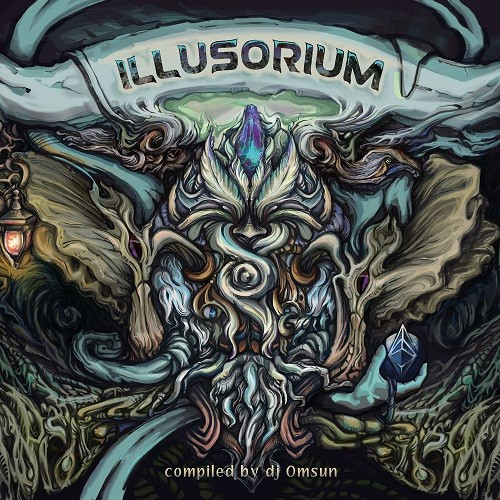 Moon Koradji Records - .Various - Illusorium