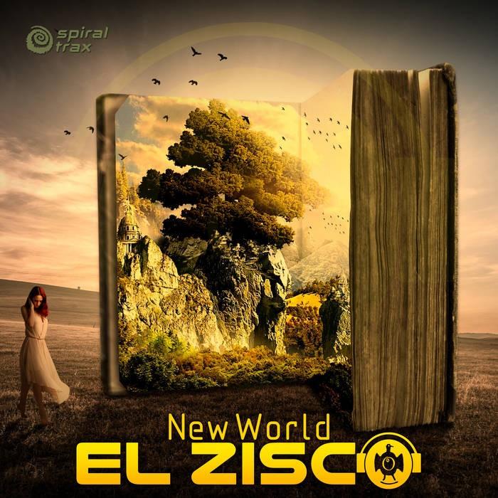 Spiral Trax Records - EL ZISCO - New World LP