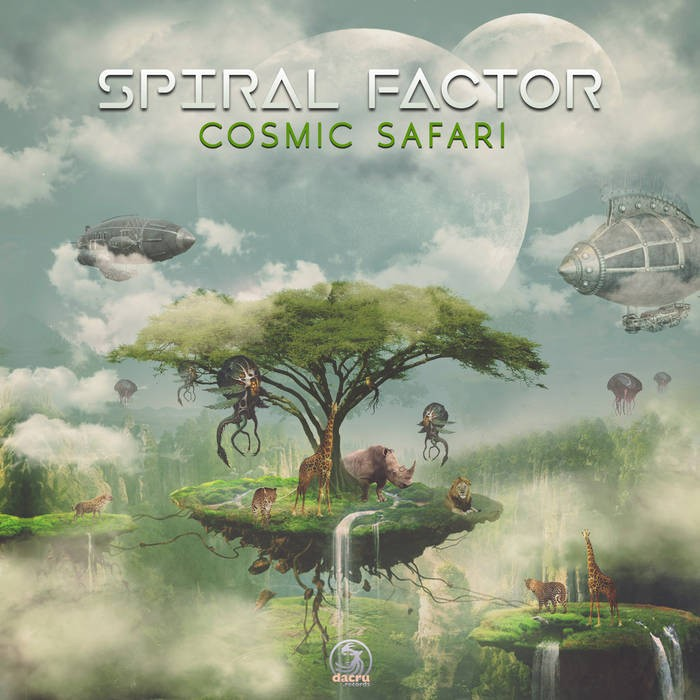 Dacru Records - SPIRAL FACTOR - Cosmic Safari