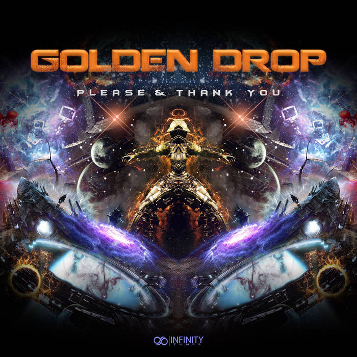INFINITY TUNES RECORDS - GOLDEN DROP - Please & Thank You