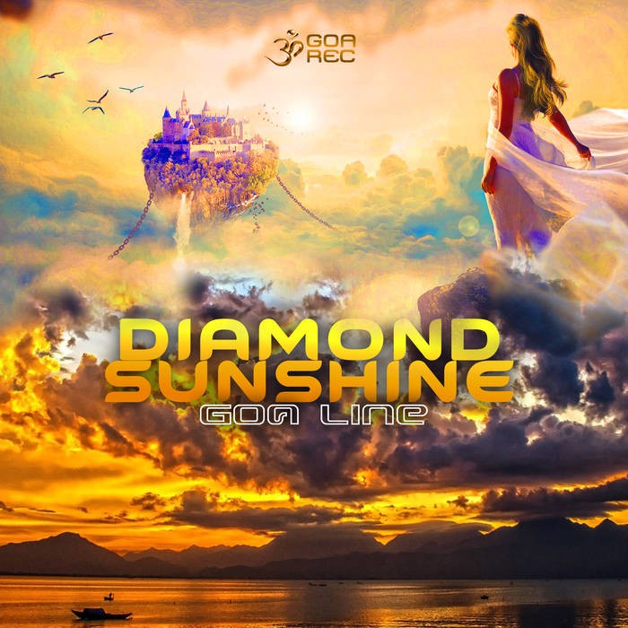 Goa Records - DIAMOND SUNSHINE, TANIA DIAMOND, HAR EL PRUSKY - Goa Line