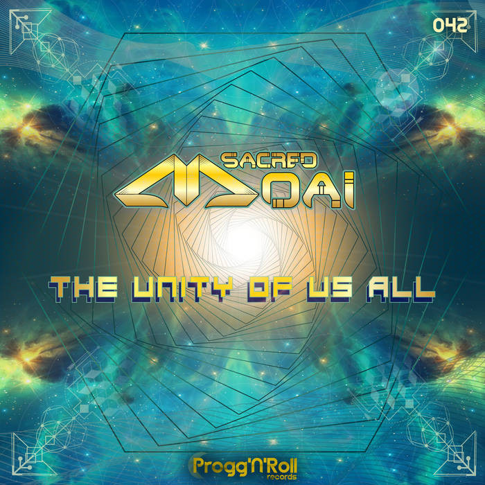 ProggNRoll Records - SACRED MOAI - The Unity Of Us All