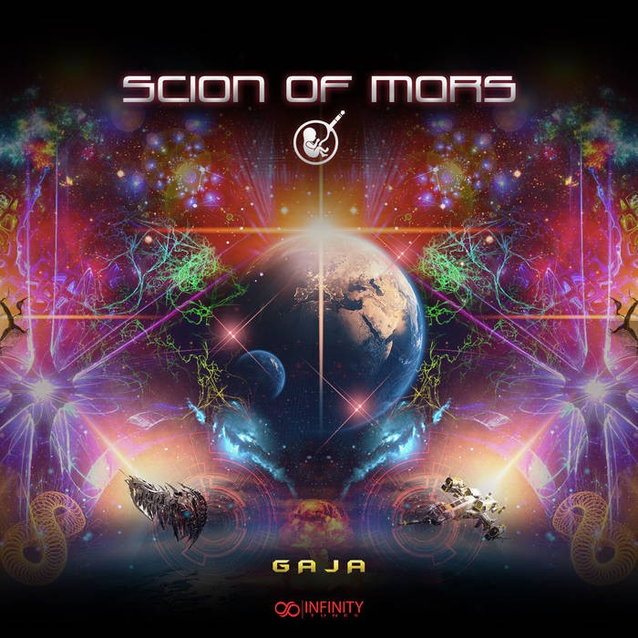 INFINITY TUNES RECORDS - SCION OF MARS - Gaja