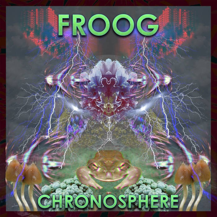 Active Meditation Music - FROOG - Chronosphere