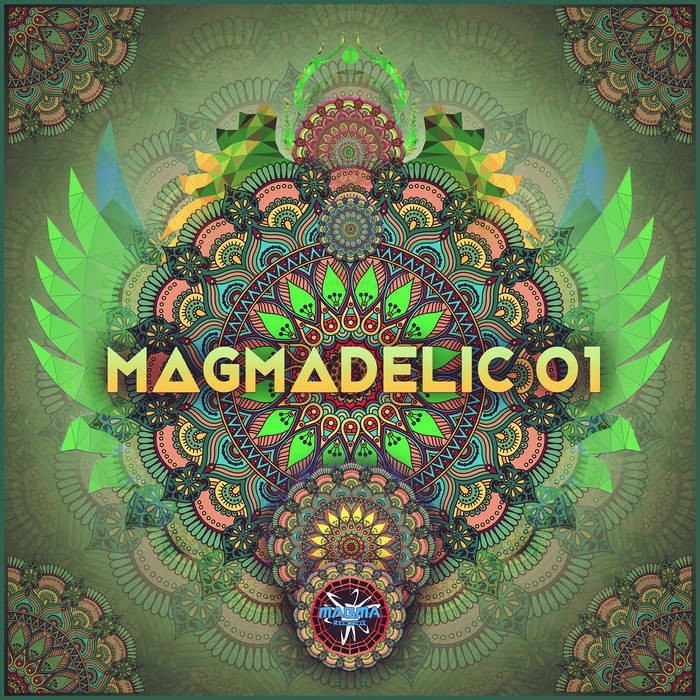 Magma Records - .Various - Magmadelic 01