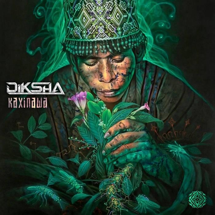 Sangoma Records - DIKSHA - Kaxinawa