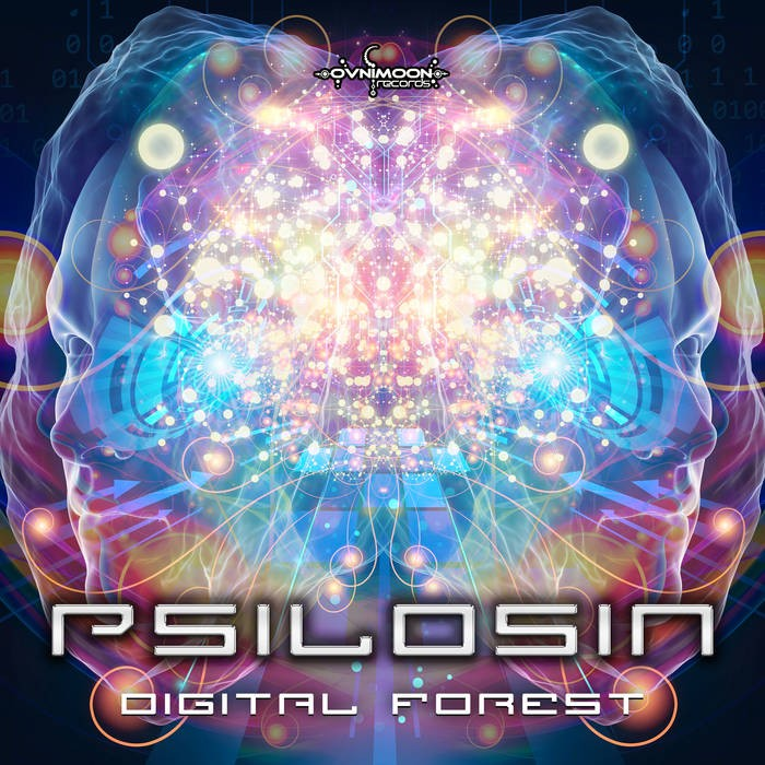 Ovnimoon Records - PSILOSIN - Digital Forest