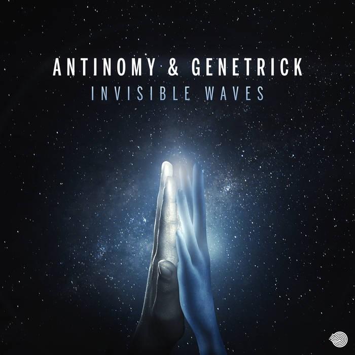 Iboga Records - ANTINOMY, GENETRICK - Invisible Waves