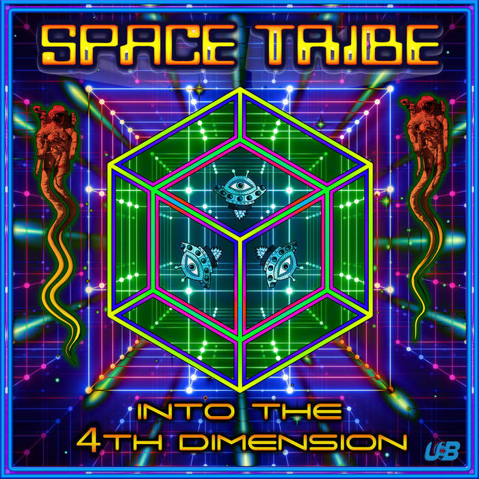 United Beats Records - SPACE TRIBE - Into the 4Th Dimension