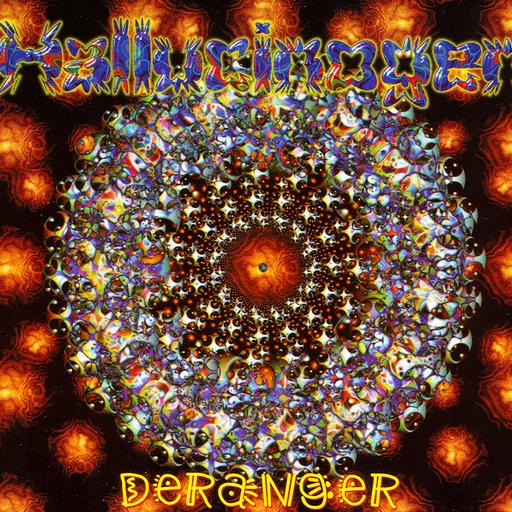 Twisted Records - HALLUCINOGEN - Deranger