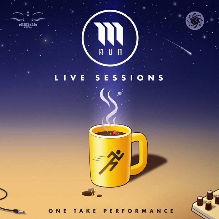 Matsuri Digital - M-RUN - Live Session