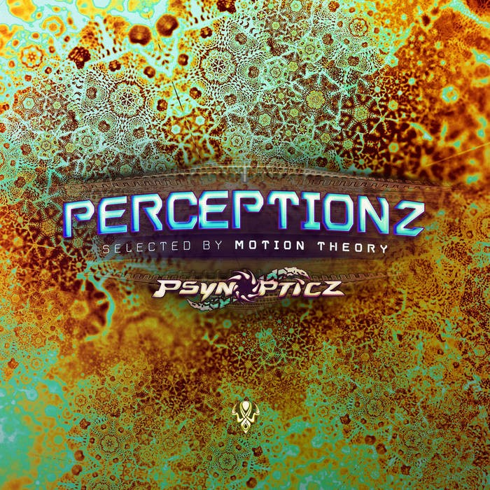 Psynopticz Records - .Various - Perceptionz (Selected by Motion Theory)