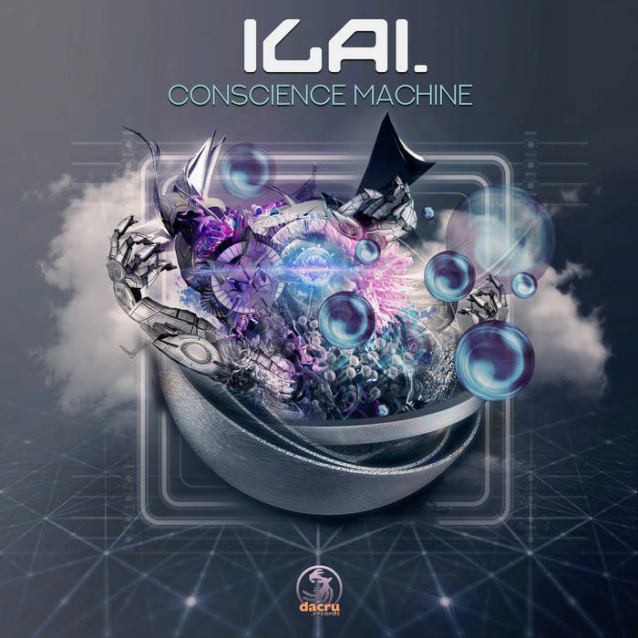Dacru Records - ILAI - Conscience Machine