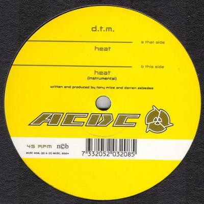 Acdc Records - D.T.M. - Heat