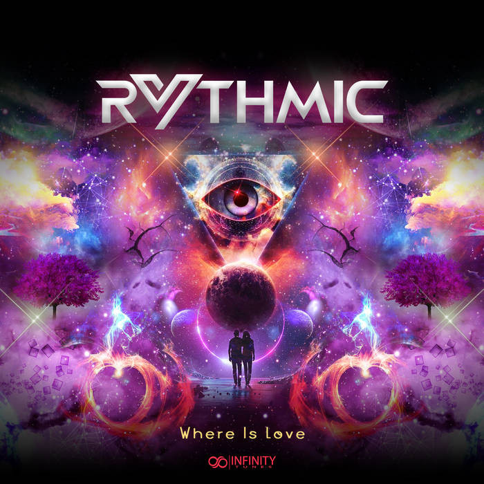 INFINITY TUNES RECORDS - RYTHMIC - Where Is Love