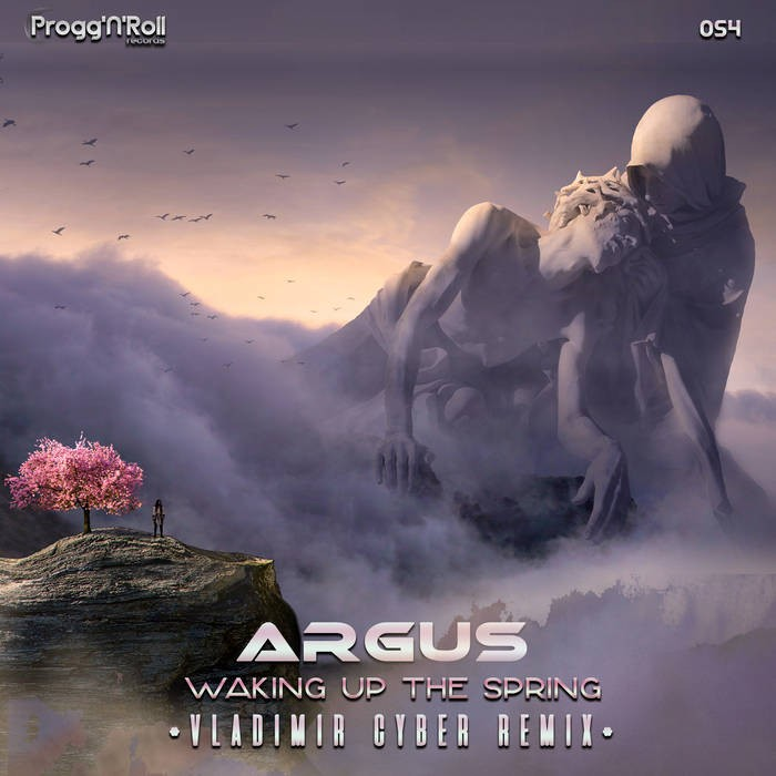 ProggNRoll Records - ARGUS, VLADIMIR CYBER - Waking Up The Spring