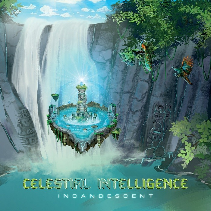 Suntrip Records - CELESTIAL INTELLIGENCE - Incandescent