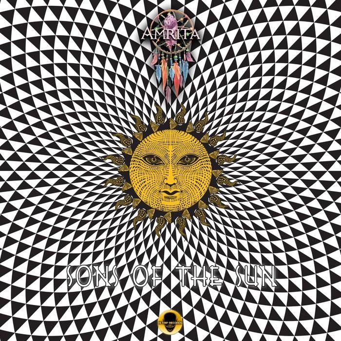 Hi-Trip Records - AMRITA - Sons Of The Sun