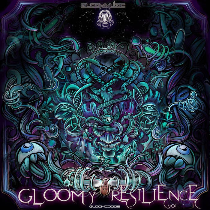 GloOm Music - .Various - GloOmy Resilience Vol.1
