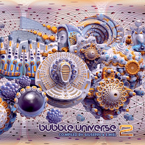 Sangoma Records - .Various - Bubble Universe Vol. 2