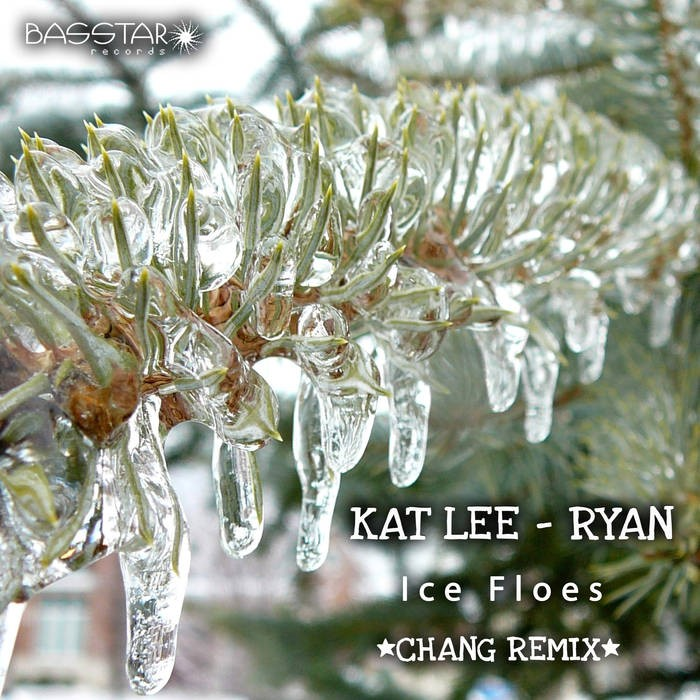 Bass-Star Records - KAT LEE-RYAN - Ice Floes