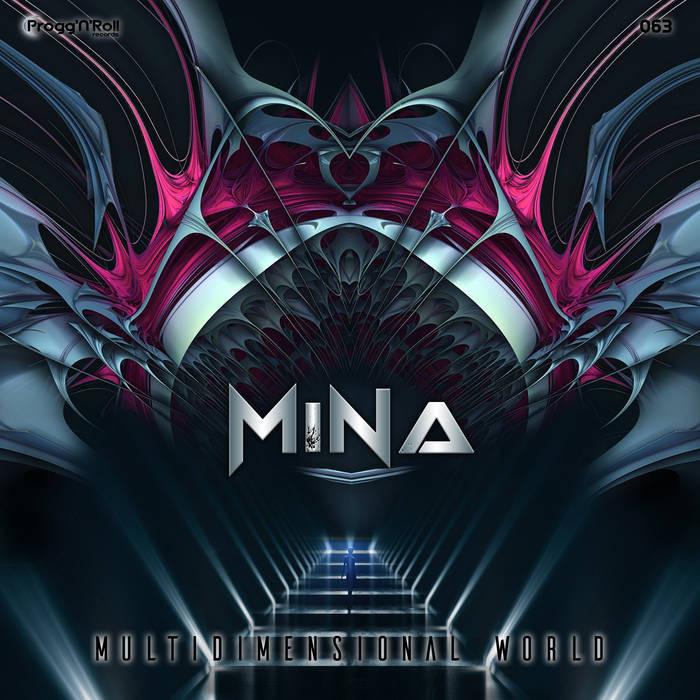 ProggNRoll Records - MINA - Multidimensional World