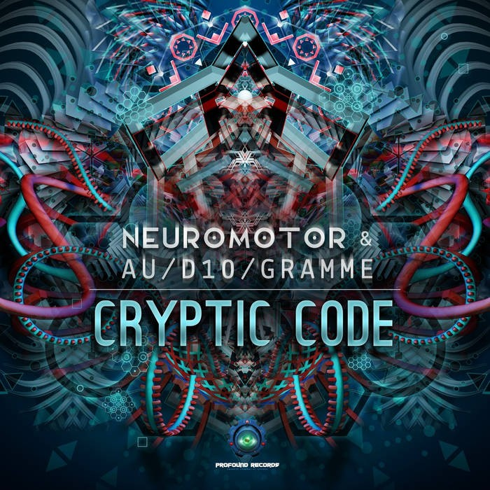 Profound Records - NEUROMOTOR , AUDIOGRAMME - Cryptic Code