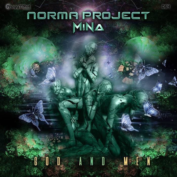 ProggNRoll Records - NORMA PROJECT, MINA - God And Men