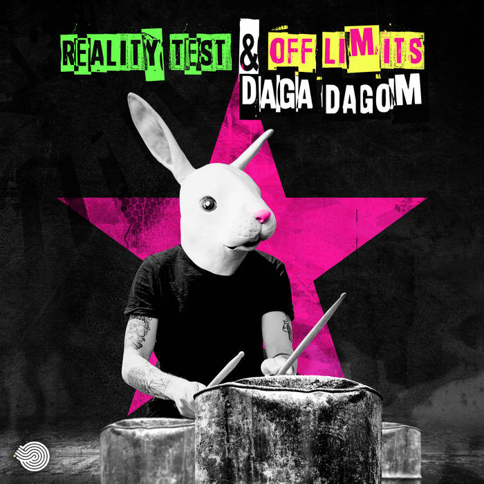 Iboga Records - REALITY TEST, OFF LIMITS - Daga Dagom