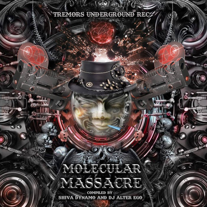 Tremors Underground - .Various - Molecular Massacre