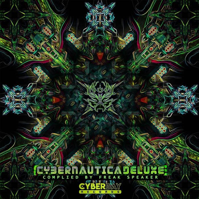 Cyberbay Records - .Various - Cybernautica Deluxe