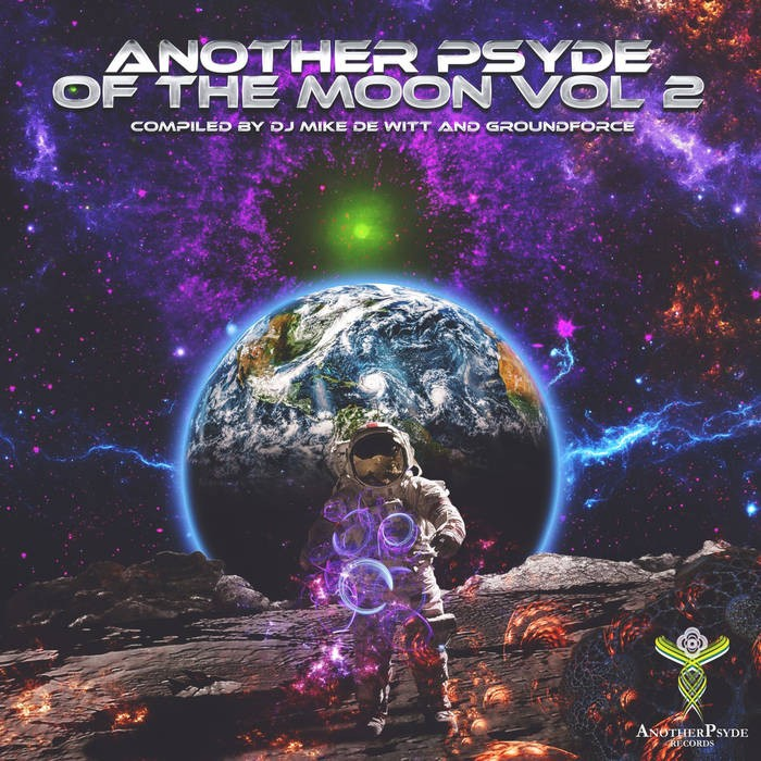 Another Psyde Records - .Various - Another Psyde Of The Moon: Volume 2