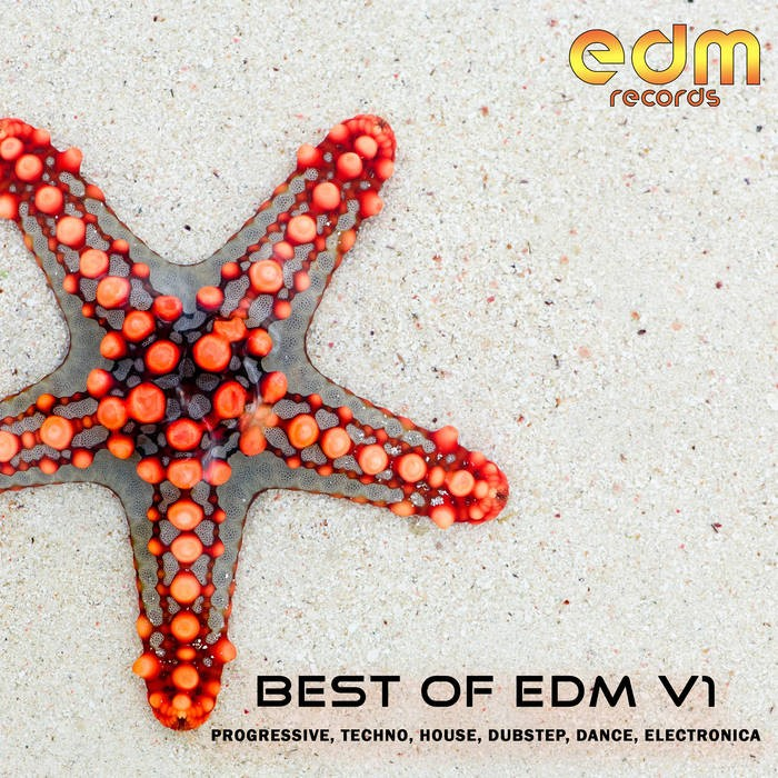 Edm Records - .Various - Best Of EDM v1:Progressive, Techno, House, Dubstep, Dance, Electronica