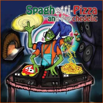 Magma Records - .Various - Spaghetti-Pizza and Psychedelic