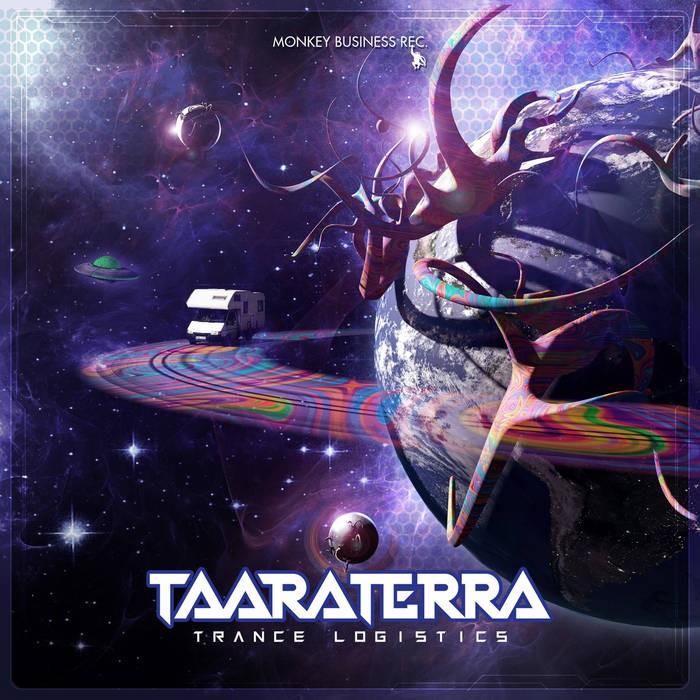 Monkey Business Records - TAARATERRA - Trance Logistics