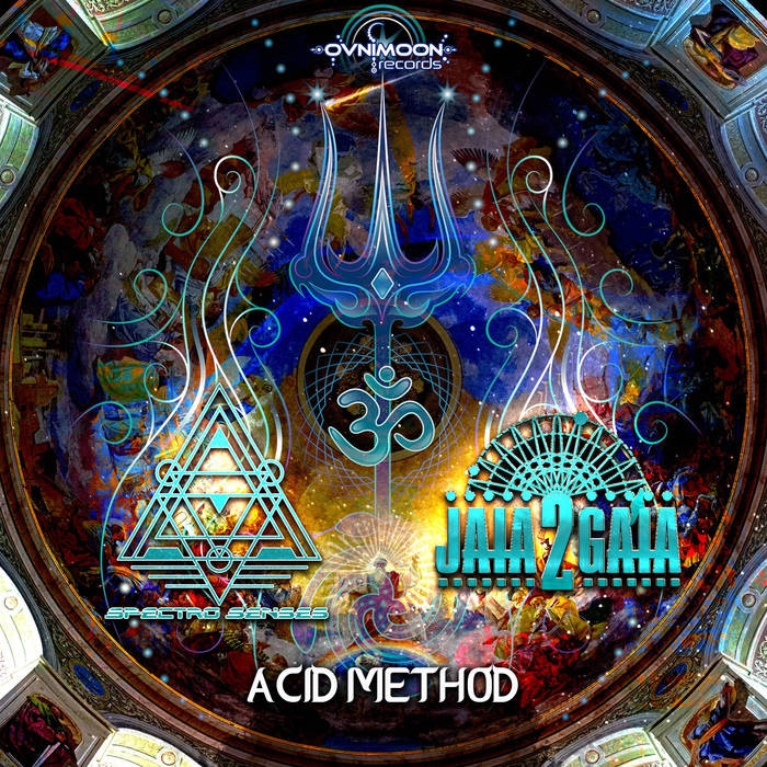 Ovnimoon Records - SPECTRO SENSES, JAIA2GAIA - Acid Method