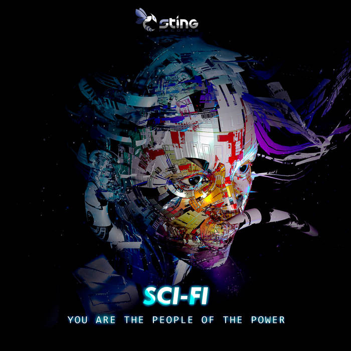 Sting Records - SCI FI - You Are The People Of The Power