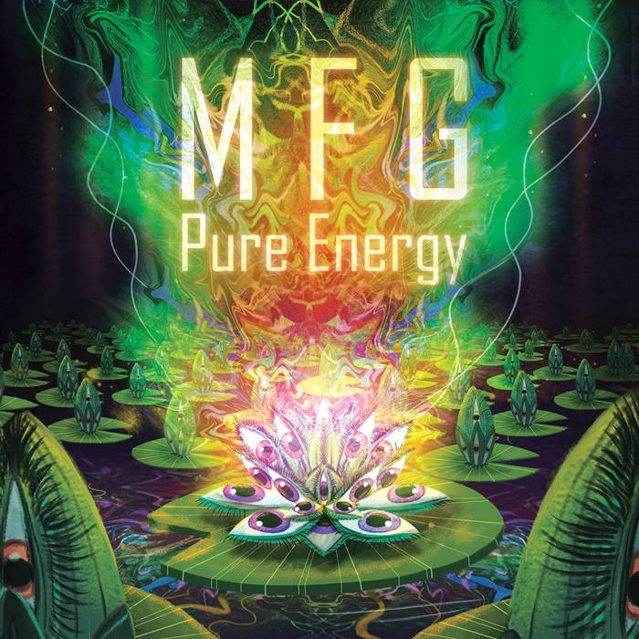 Suntrip Records - MFG - Pure Energy