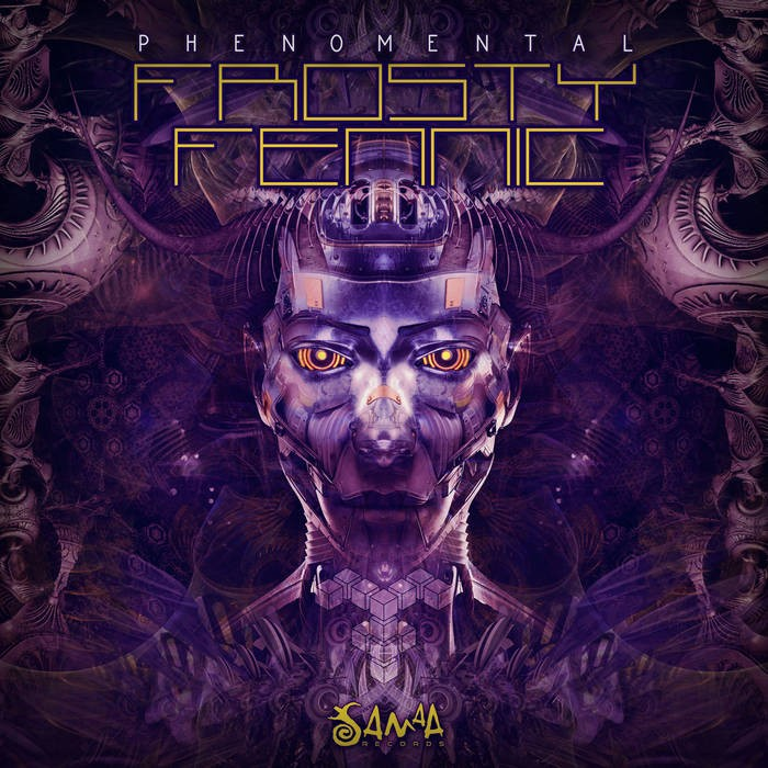 Samaa Records - FROSTY FENNIC - Phenomental
