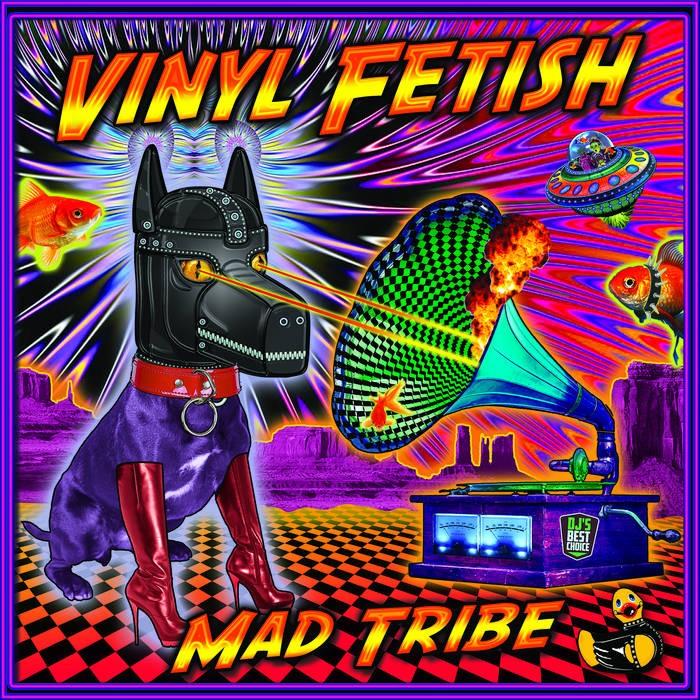 United Beats Records - MAD TRIBE - Vinyl Fetish