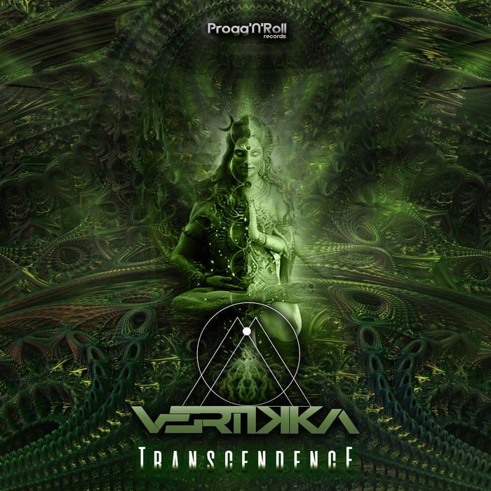 ProggNRoll Records - VERIKKA - Transcendence
