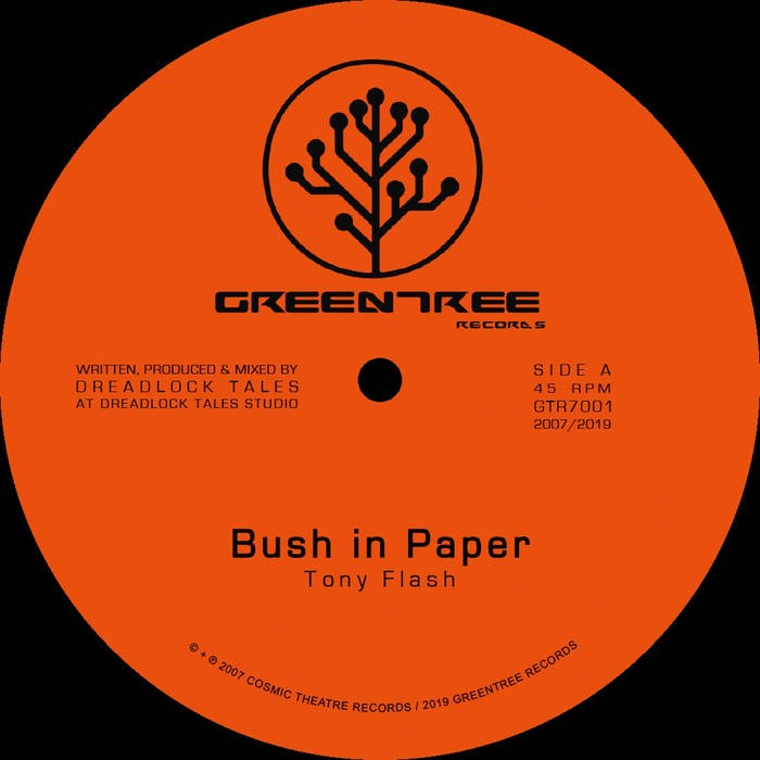 GreenTree Records - DREADLOCK TALES - Bush In Paper