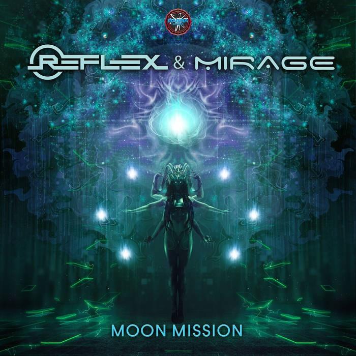 Magma Records - REFLEX, MIRAGE - Moon Mission