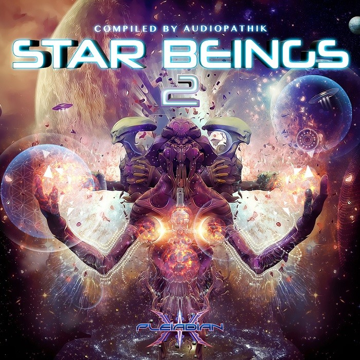 Pleiadian Records - .Various - Star Beings 2