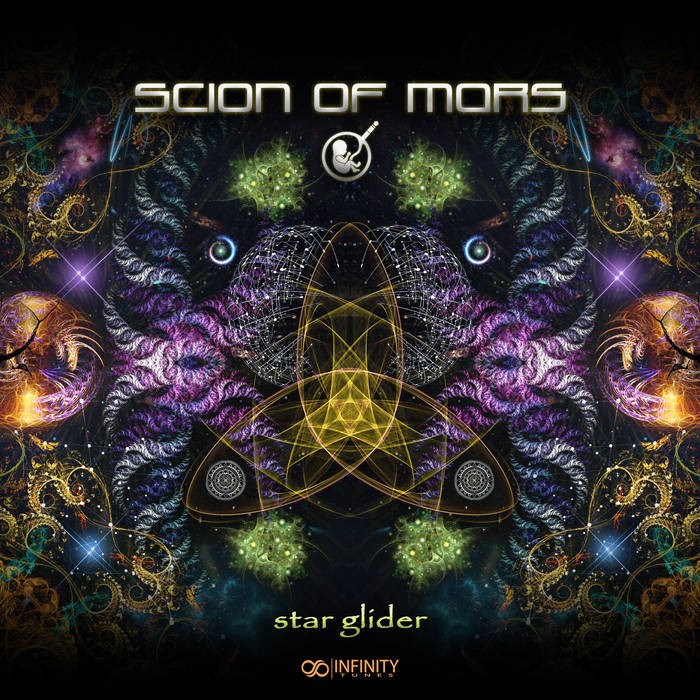 Infinity Tunes Records - SCION OF MARS - Star Glider