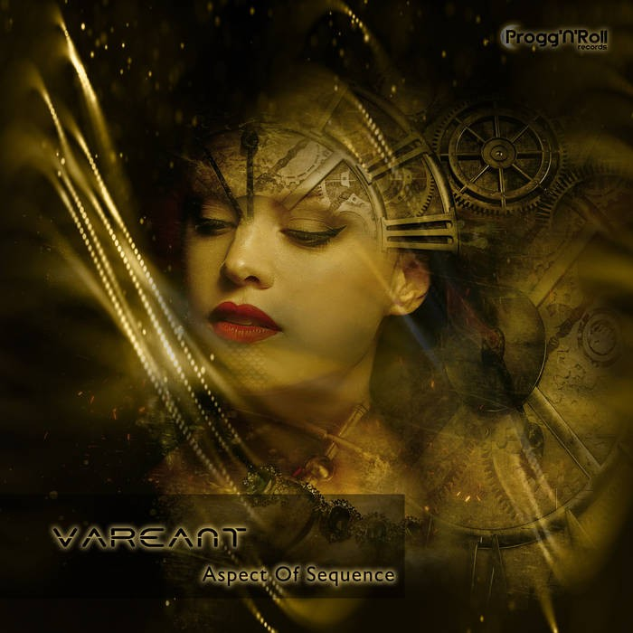 ProggNRoll Records - VAREANT - Aspect Of Sequence