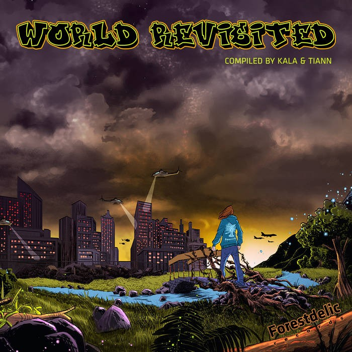 Forestdelic Records - .Various - World Revisited