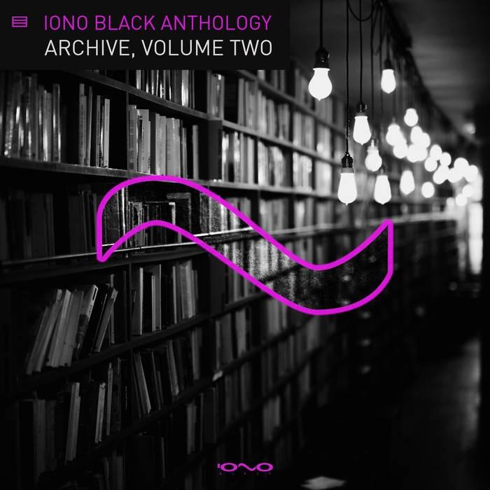 Iono Music - .Various - Iono Black Anthology