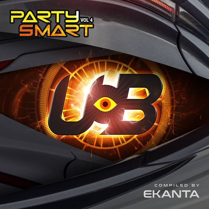 United Beats Records - .Various - Party Smart Vol.4