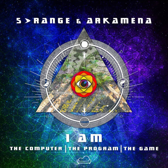 Sofa Beats Records - S-RANGE, ARKAMENA - I Am | the Computer | the Program | the Game